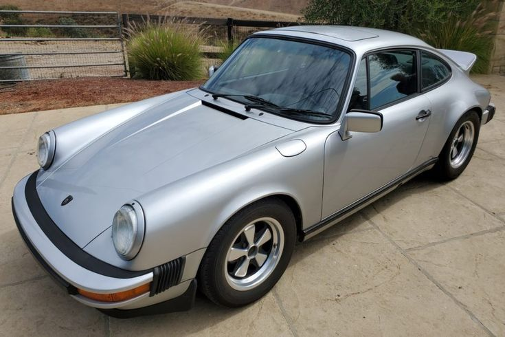 BaT Auction: 1988 Porsche 911 Carrera Coupe