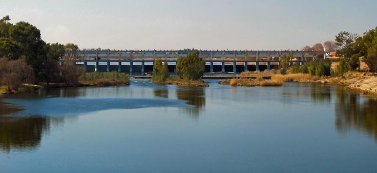 Vaal River Barrage