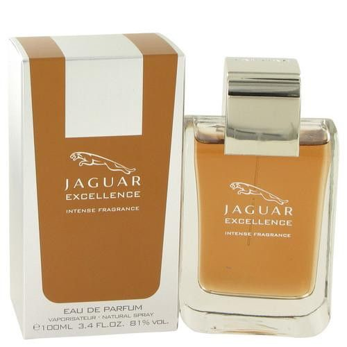 Jaguar Excellence Intense by Jaguar Eau De Parfum Spray 3.4 oz (Men)
