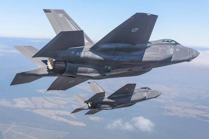 RAAF F-35/A Lightning II