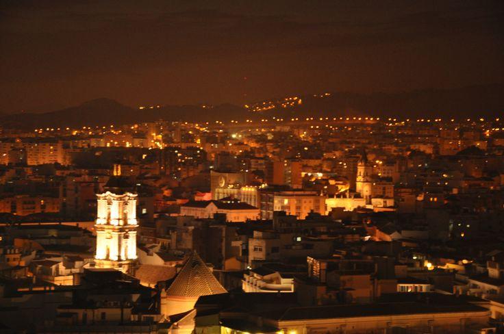 Malaga, Andalucia, Spain