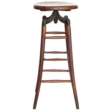 Swivel Stool Oak now featured on Fab.Industrial Furniture, Studios Decor, Swivel Stools, Studios Swivel, Oak Stools, Fab Com, Swivel Oak, Stools Oak, Oak Swivel