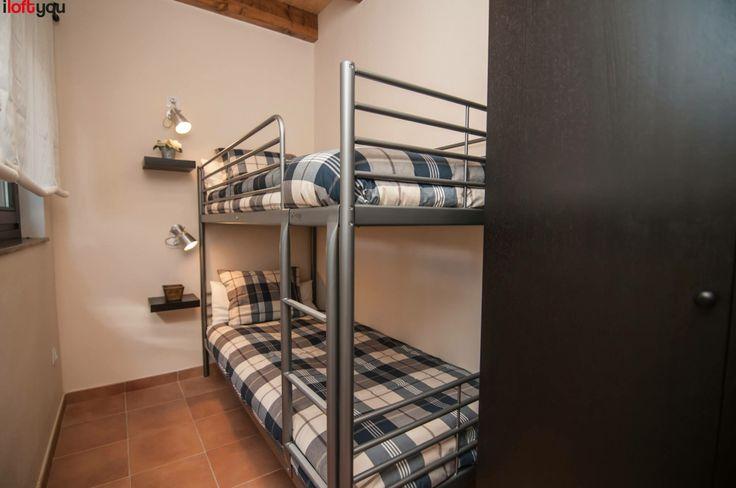 dormitorio literas #proyectoportdelcomte - iloftyou