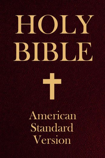 Holy Bible (ASV Red Letter Edition): Matthew - American Standard...: Holy Bible (ASV Red Letter Edition): Matthew - American… #Bibles