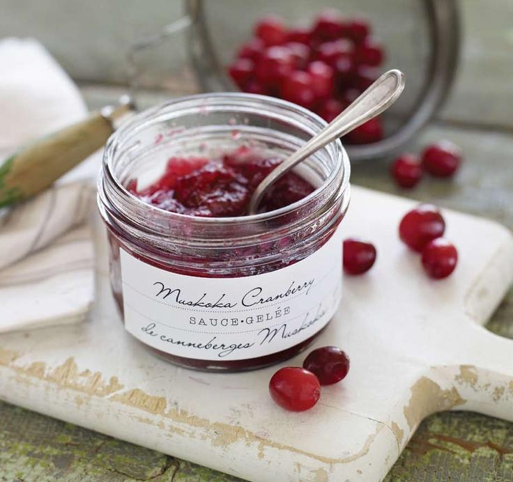 Wildly Delicious Cranberry Sauce