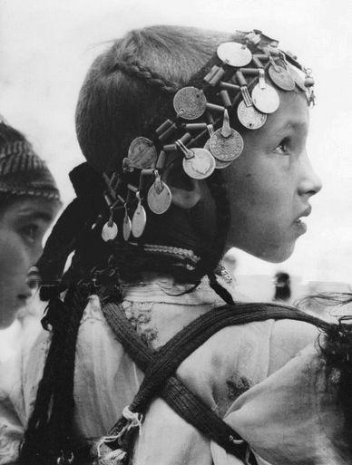 Africa |  Photo taken in ca 1957 in Morocco.