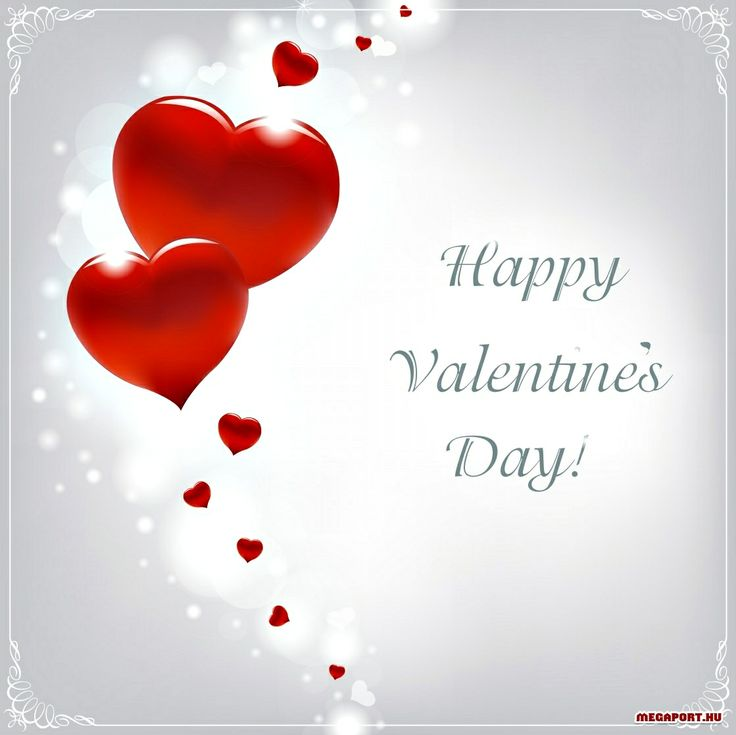 Good Morning Love Messages For Boyfriend On Valentine Day: Happy Valentine's Day! Hope Everyone's Day Is Filled With