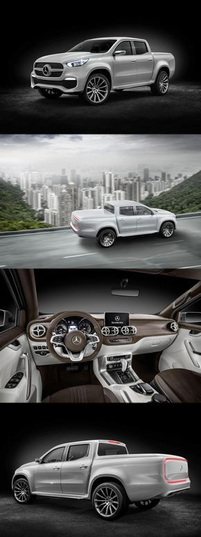 Mercedes Premium 'Pick-Up' X-Class is here! Get more details at: https://www.enginefitters.co.uk/make/mercedes/engines