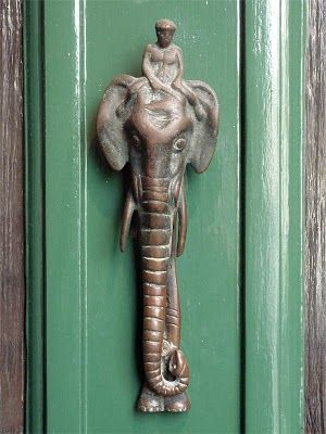 Door Knocker | rachelblindauer.com