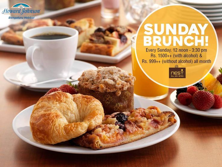 Make your family feel special, treating them with our exceptional family themed #SundayBrunch at #Nest. Enjoy at just Rs. 1500++ (with alcohol) & Rs. 999++ (without alcohol)! #GoHappyGoHoJo #GoFoodieGoHoJo  Book your table at- +91 80 4646 7000/ Email Id: restaurants@hojobangalore.com