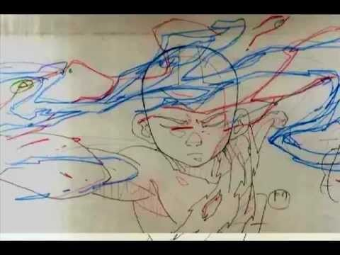 Avatar the Last Airbender: Finale Pencil test