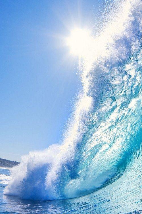 Sweet waves... Inspiración Closé