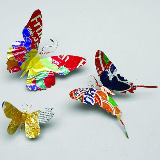 Flight and Fluttering Butterflies by Paul Villinski!