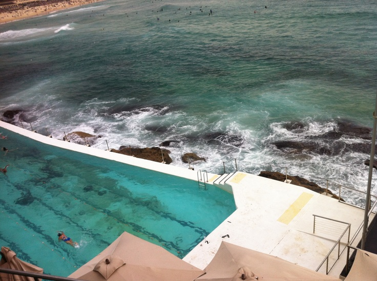 Bondi Icebergs swimming pool