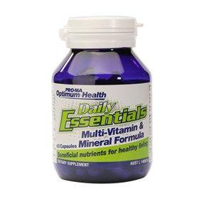 Daily Essentials. #Pro-ma #Systems #Health #Daily-Essentials #Multi-Vitamin