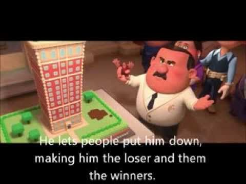 "Think Win-Win, Habit #4 in Sean Covey's book ""The 7 Habits of Highly Effective Teens"". I don't own anything. Wreck it Ralph is copyrighted by Disney. Ye."