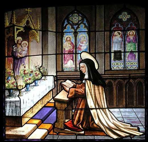 TeresaAvila - Santa Teresa de Jesús -