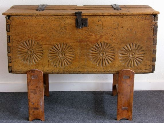 Image Result For 18th New Mexican Pine Chest Colonial Furniture