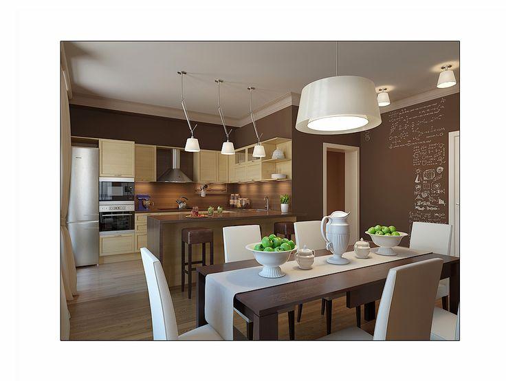 Готовые дизайн проекты квартир | Стоимость дизайна квартир — «Студия Павла Полынова»