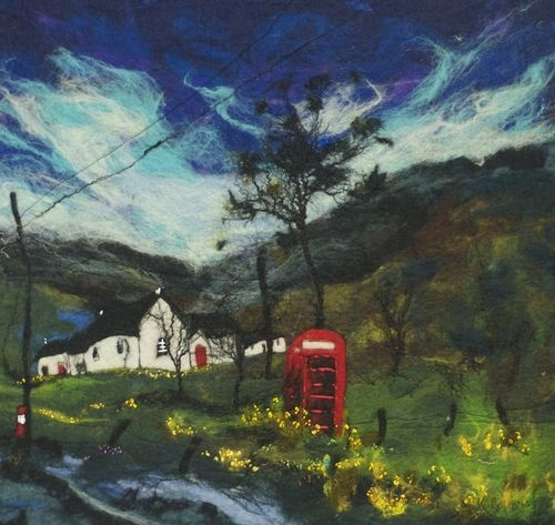 Moy Mackay  The Road to Glenshee  2012