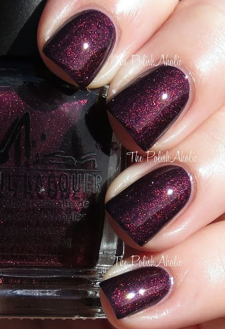 The PolishAholic: Misa Fall 2013 Blink of an Eye Collection Swatches High Brow