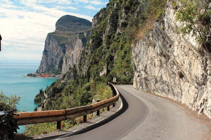 Region Tremosine | Strada della Forra | Brasaschlucht | Motorradtour Gardasee | Bikerdream