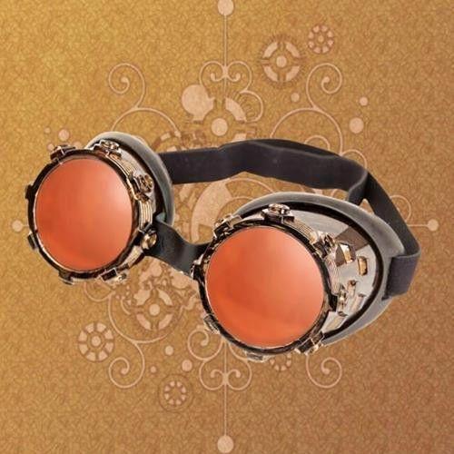 Cybersteam Steampunk Goggles