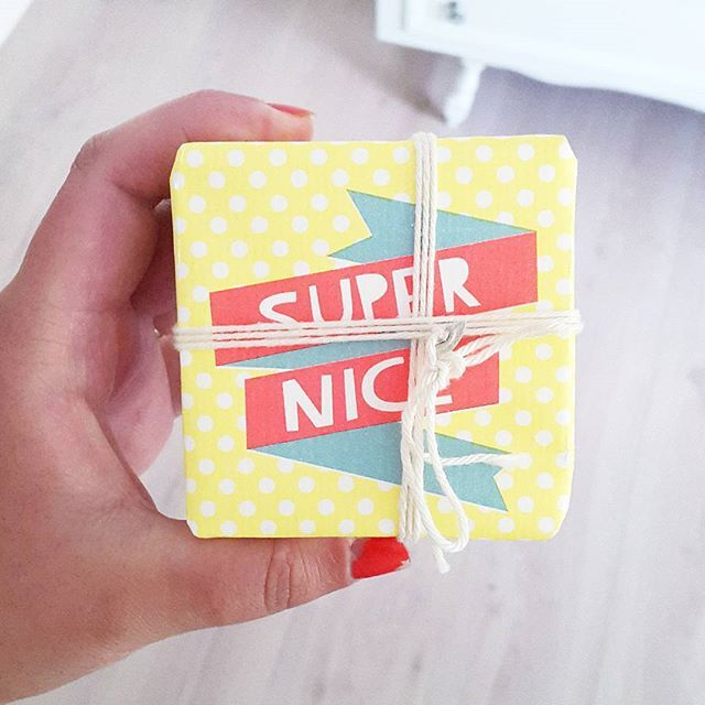 Super nice! Heerlijk zeepje van HEMA volgens Rachel