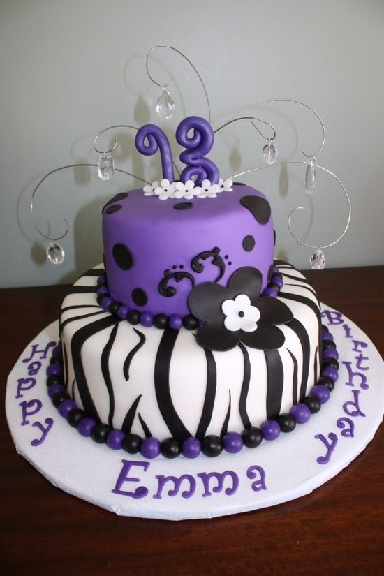 22 best Cakes images on Pinterest 3rd birthday Beautiful cakes