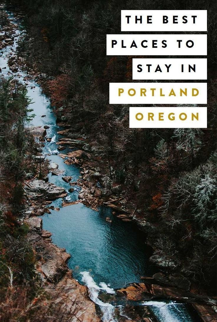 a quick travel guide to portland, oregon - all the best things to do