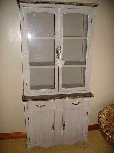 for my salon | shabby chic dresser