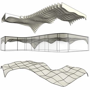 Best 25 parametric design ideas on pinterest parametric for Architecture parametrique