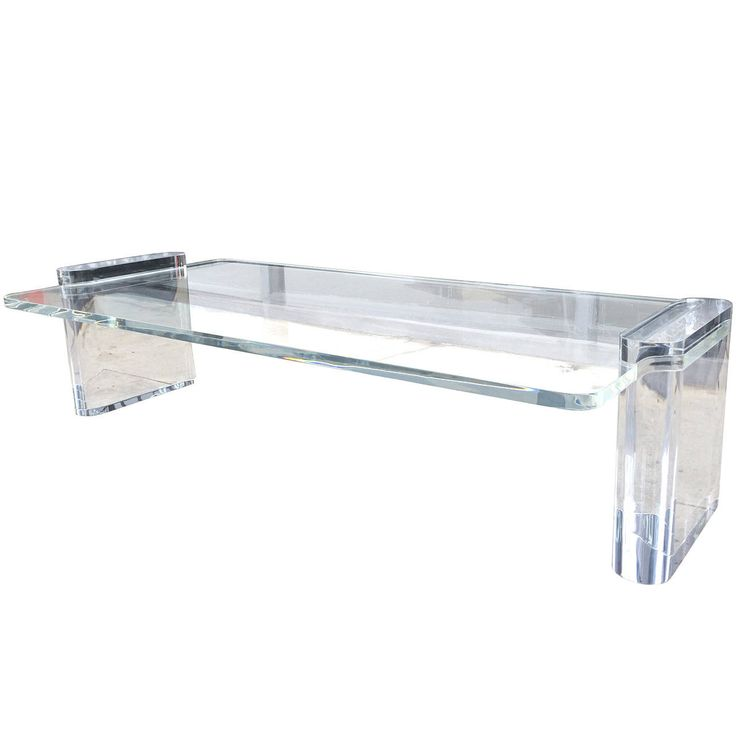 25+ Best Ideas About Lucite Coffee Tables On Pinterest