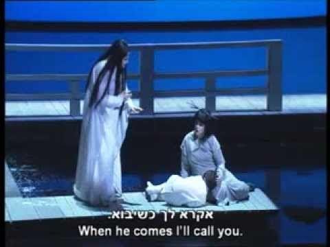 Puccini - Madama Butterfly Act III - YouTube