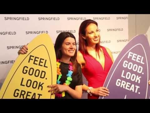 Springfield & Women'secret Store Opening at Chalandri - YouTube