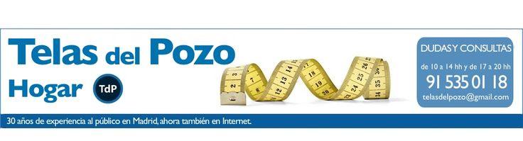 TDP Hogar - Tu tienda en Madrid para comprar telas online