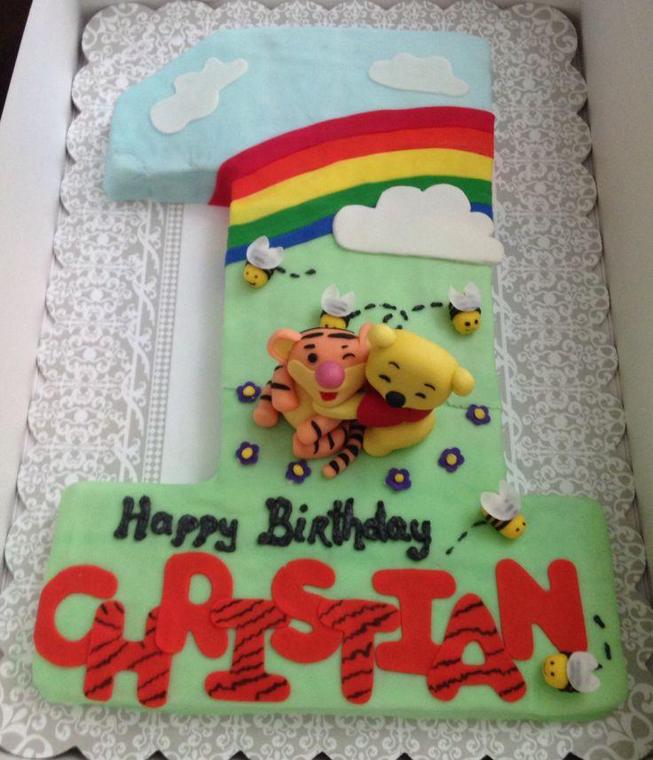 birthday cakes with rainbow 1 on birthday cakes with rainbow