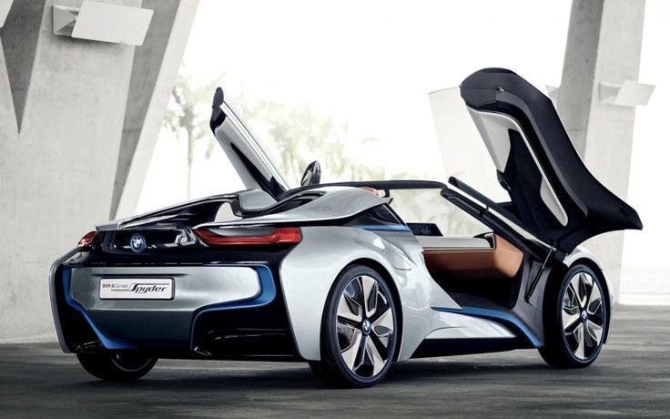 2015 BMW i8 Spyder
