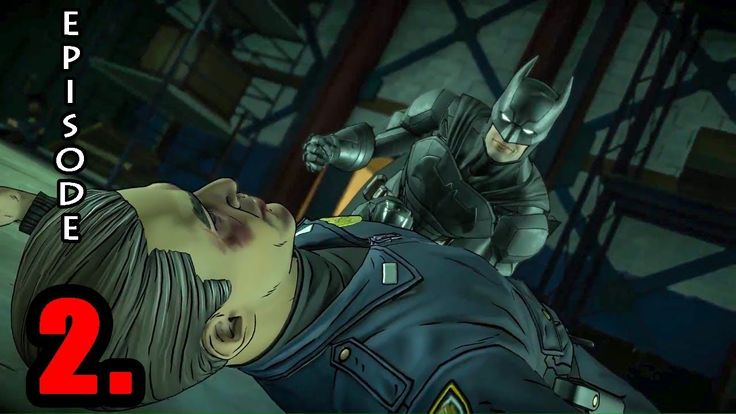 Batman The Enemy Within  Episode Two (Trailer) PS4