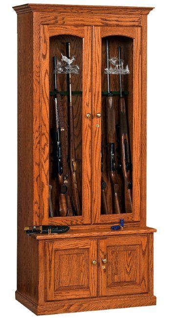 Lovely 2 Door Gun Cabinet