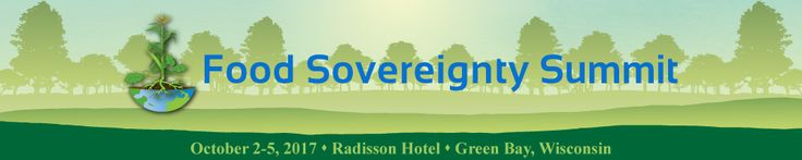 Attend the national Food Sovereignty Summit hosted by First Nations Development Institute and the Oneida Nation of Wisconsin In Green Bay. Register Now!