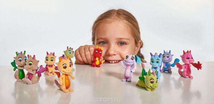 Купить Simba Фигурка Дракончик Safiras 4 стихии - детские товары Simba в…