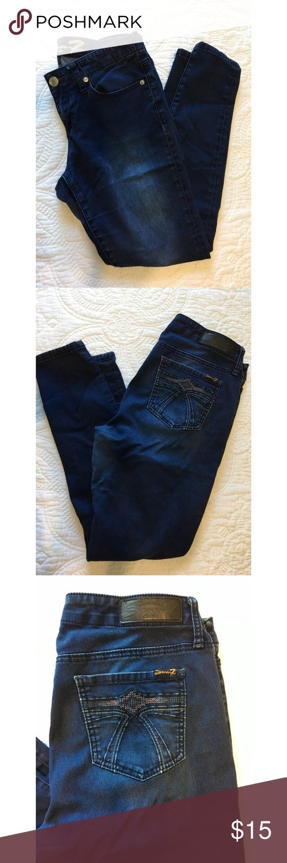 Seven7 jeggings MOVING SALE EVERYTHING MUST GO ASAP! OPEN TO ALL OFFERS AND BUNDLES!4 Seven7 Jeans Skinny