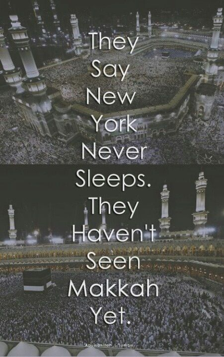 The city that never sleeps :)