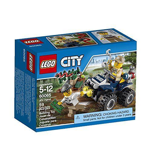 LEGO City Police ATV Patrol LEGO http://www.amazon.com/dp/B00NHQFWIE/ref=cm_sw_r_pi_dp_6eWzwb1Z51A3W