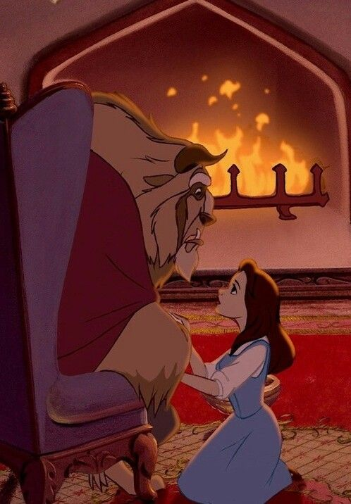 Belle and the Beast.