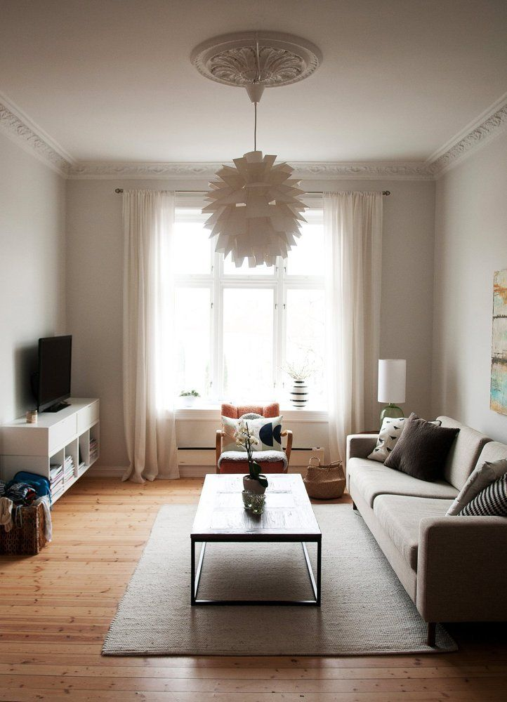 House Tour: Anette's Scandinavian Lookout in Oslo | Apartment Therapy