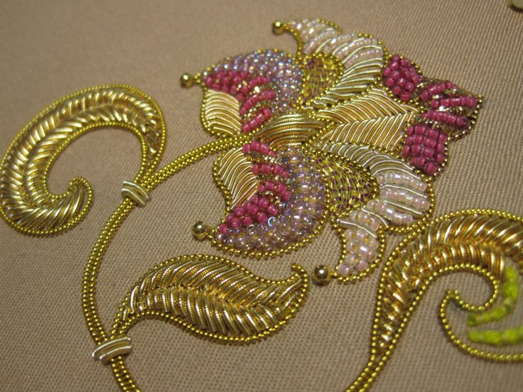 Goldwork Embroidery