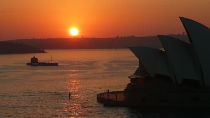 Sydney Harbour 3/2010