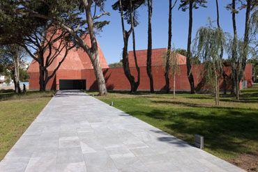 Exterior | Galeria | Casa das Histórias - Paula Rego
